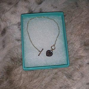 Tiffany & Co. Jewelry - Return to Tiffany® Love Heart Tag Toggle Bracelet